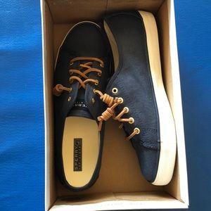 Sperry Seacoast Sneaker Navy